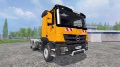 Mercedes-Benz Actros MP3 HKL