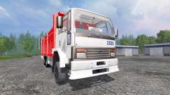 Ford Cargo 2520 v2.0