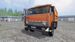 КамАЗ-55111 v1.0