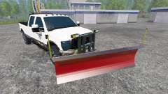 Ford F-250 [plow]