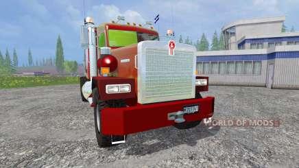 Kenworth C500 для Farming Simulator 2015