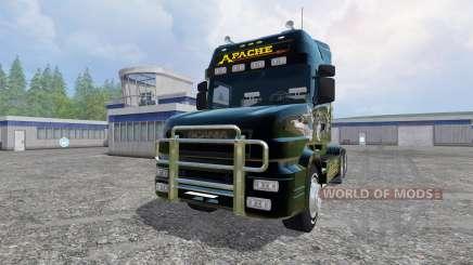 Scania T164 [Apache Demolition] для Farming Simulator 2015