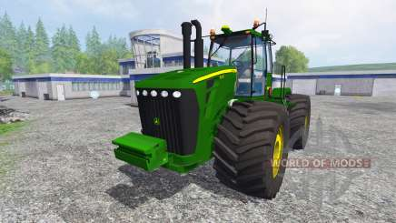 John Deere 9630 v4.0 для Farming Simulator 2015