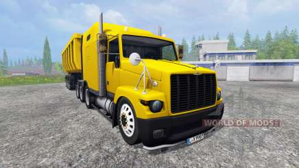 ГАЗ Титан v2.0 для Farming Simulator 2015