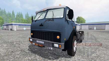 МАЗ-515 для Farming Simulator 2015