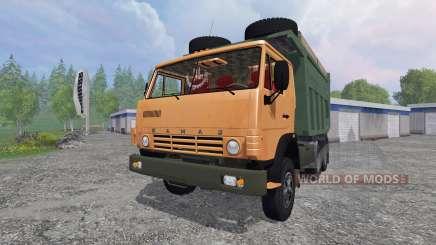 КамАЗ-65115 для Farming Simulator 2015