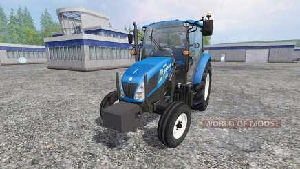 New Holland T4.75 2WD для Farming Simulator 2015
