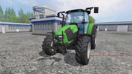 Deutz-Fahr 5130 TTV FL для Farming Simulator 2015