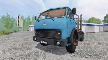 МАЗ-509 v1.2 для Farming Simulator 2015