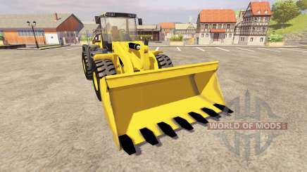 Caterpillar 966H v3.1 для Farming Simulator 2013