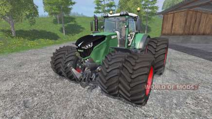 Fendt 1050 Vario [grip] v4.4 для Farming Simulator 2015