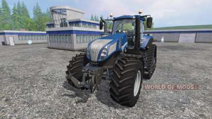 New Holland T8.435 [SmartTrax] для Farming Simulator 2015