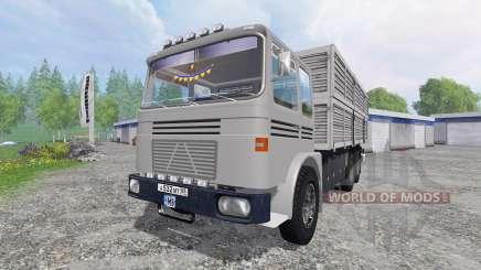 ROMAN 19.215 [trailer] для Farming Simulator 2015