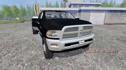 Dodge Ram 3500 v1.0 для Farming Simulator 2015