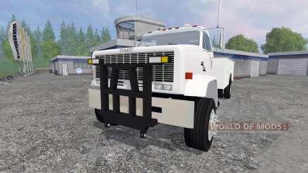 GMC Utility Truck для Farming Simulator 2015