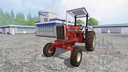 Farmall 1206 Turbo 1965 для Farming Simulator 2015