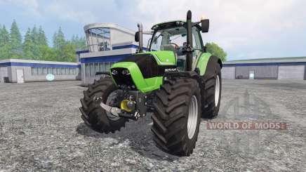 Deutz-Fahr Agrotron 6210 TTV для Farming Simulator 2015