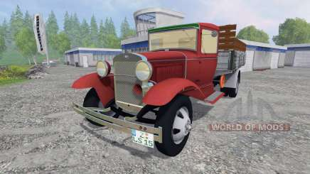 Ford Model AA [pack] для Farming Simulator 2015