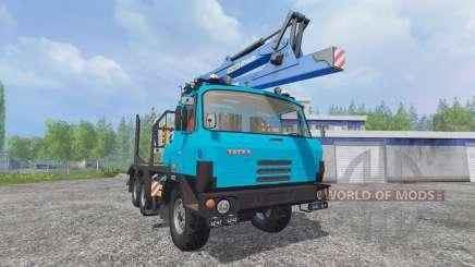 Tatra T815 [forest] для Farming Simulator 2015