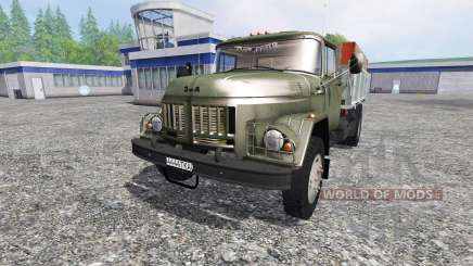 ЗиЛ-131 [дизель] v2.0 для Farming Simulator 2015