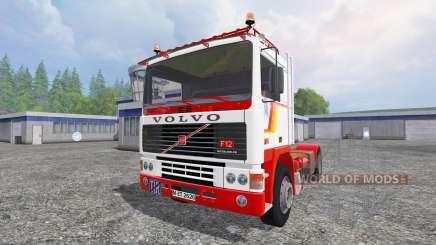 Volvo F12 [trailer] для Farming Simulator 2015