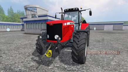 Massey Ferguson 6495 для Farming Simulator 2015