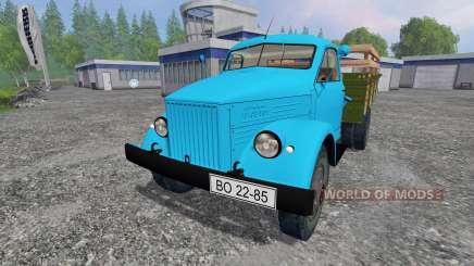 ГАЗ-51А для Farming Simulator 2015