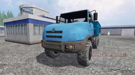 Урал 44202-59 [самосвал] для Farming Simulator 2015