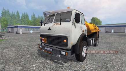 МАЗ-500 v2.0 для Farming Simulator 2015