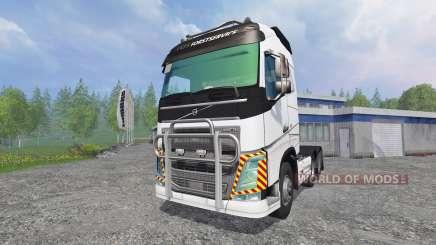 Volvo FH16 2012 v1.2 для Farming Simulator 2015