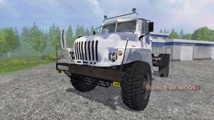 Урал-43206 v1.1 для Farming Simulator 2015