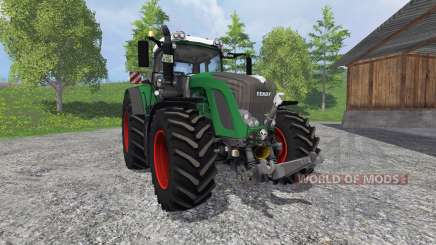 Fendt 936 Vario [update] для Farming Simulator 2015
