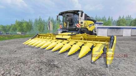 New Holland CR9.90 v5.0 для Farming Simulator 2015