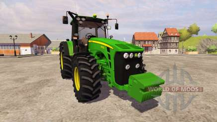 John Deere 8430 для Farming Simulator 2013