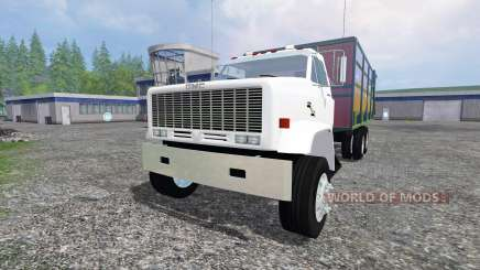 GMC Dump Truck для Farming Simulator 2015