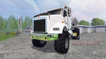 Kenworth T800 [spreader] для Farming Simulator 2015