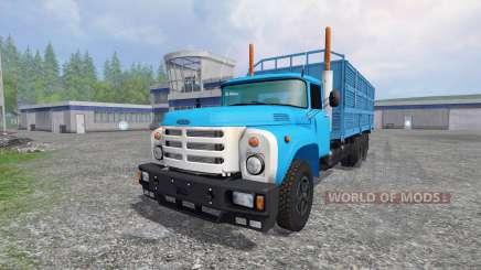 ЗиЛ-133 ГЯ для Farming Simulator 2015
