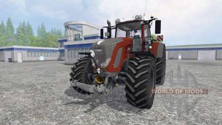 Fendt 936 Vario [red edition] для Farming Simulator 2015