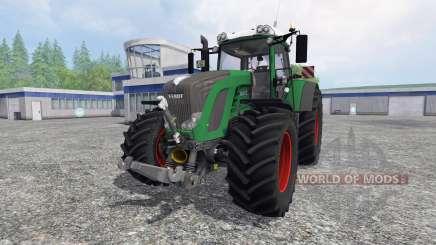 Fendt 936 Vario v2.2 для Farming Simulator 2015