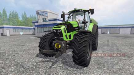 Deutz-Fahr Agrotron 7210 TTV v4.0 для Farming Simulator 2015