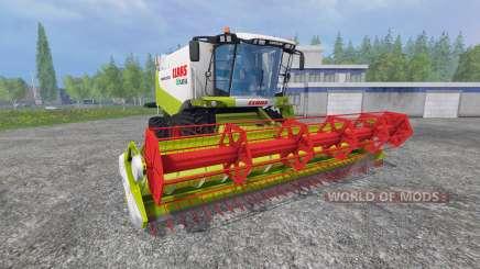 CLAAS Lexion 550 v2.0 для Farming Simulator 2015