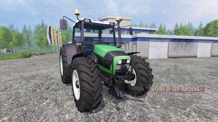 Deutz-Fahr Agrofarm 430 v1.3 для Farming Simulator 2015