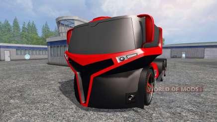 Iveco Concept для Farming Simulator 2015