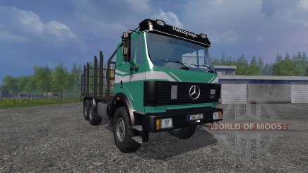 Mercedes-Benz SK 1935 [forest] v2.0 для Farming Simulator 2015