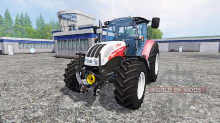 Steyr Multi 4115 для Farming Simulator 2015