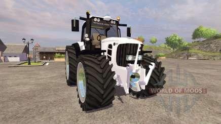 John Deere 7530 Premium [white chrom edition] для Farming Simulator 2013