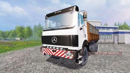 Mercedes-Benz 2435 [tipper] v0.2 для Farming Simulator 2015