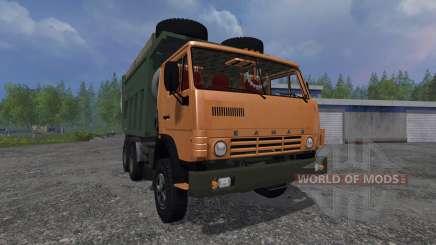 КамАЗ-65115 v1.2 для Farming Simulator 2015