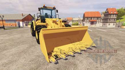 Caterpillar 980H v2.0 для Farming Simulator 2013