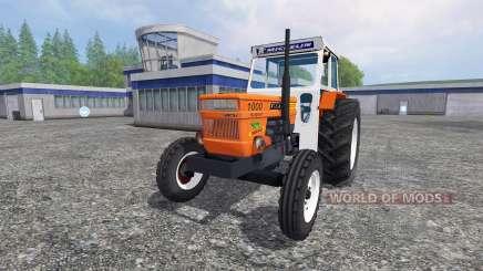 Fiat 1000 super для Farming Simulator 2015